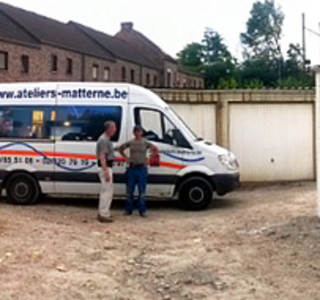 Ateliers Matterne - Basculante